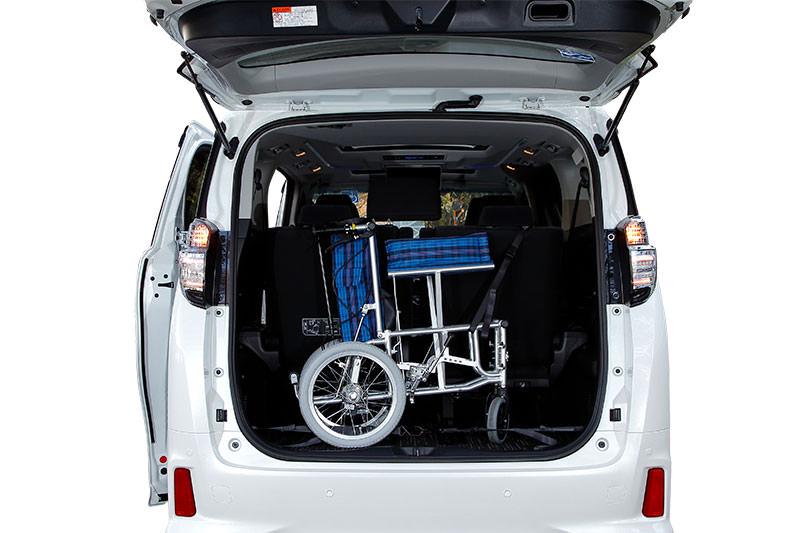 車椅子でのご利用例